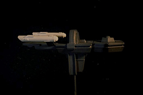 USS Antares - Nacelles Attached | by trekriffic