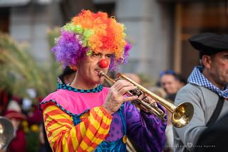 Payaso trompetista | by Juan Ig. Llana