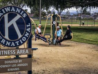 Furman Park Fitness Area | by pamlane