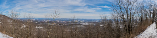 outside outdoors nature woods forest rural pennsylvania pa pennswoods roadtrip travel hike trees winter march southerpennsylvania route30 lincolnhighway roadside road street highway panorama wide distance view overllook scenic mount ararat shiphotel bedfordcounty bedford juniata landscape sony alpha a7rii ilce7rm2 ilce nex emount femount bealpha sonyshooter tamron 2875 rxd tamron2875