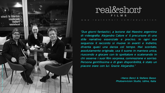 FACCIA A FACCIA Photoenvision Studio
