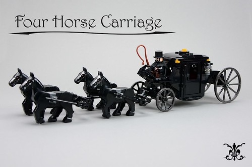 Four Horse Carriage