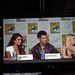 Lea Michele, Emma Roberts & Taylor Lautner Comic Con 16