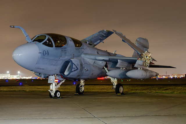 VMAQ-2 EA-6B Prowler