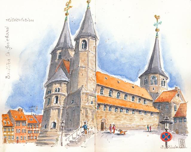 Hildesheim, St.Godehard