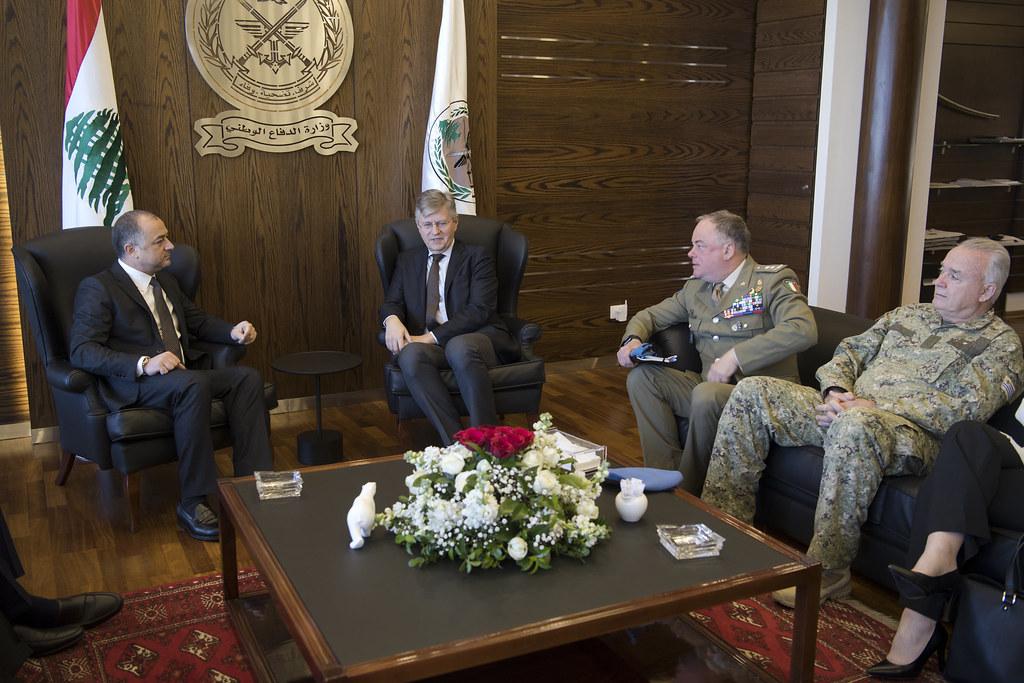 USG Lacroix visits Lebanese leadership in Beirut | UN Under-… | Flickr