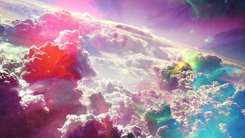 Обои небо, свет, абстракция картинки на рабочий стол, фото скачать бесплатно