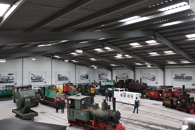 Roundhouse Museum Hall