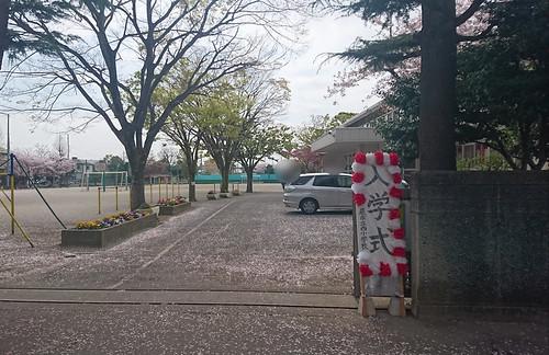 201904 西小入学式