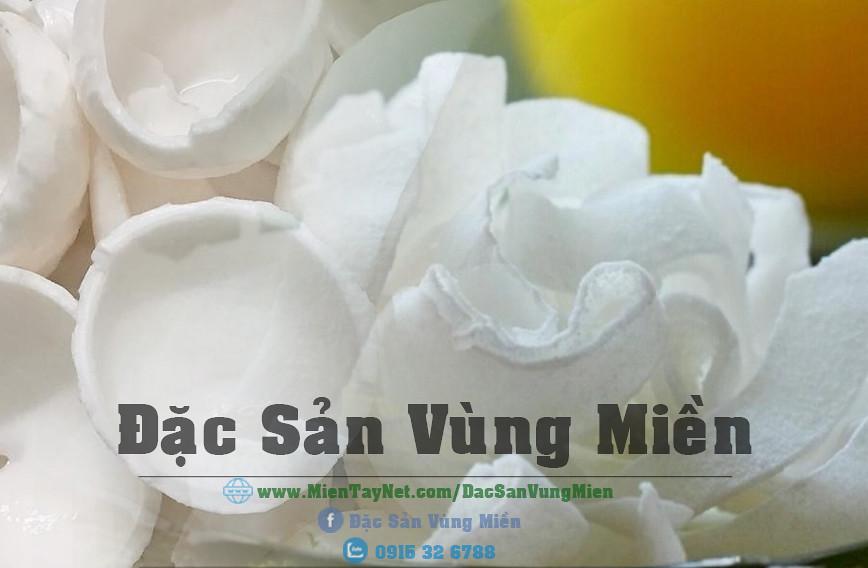 Mứt dừa non sữa tươi Bến Tre tại Cần Thơ 0915 32 6788