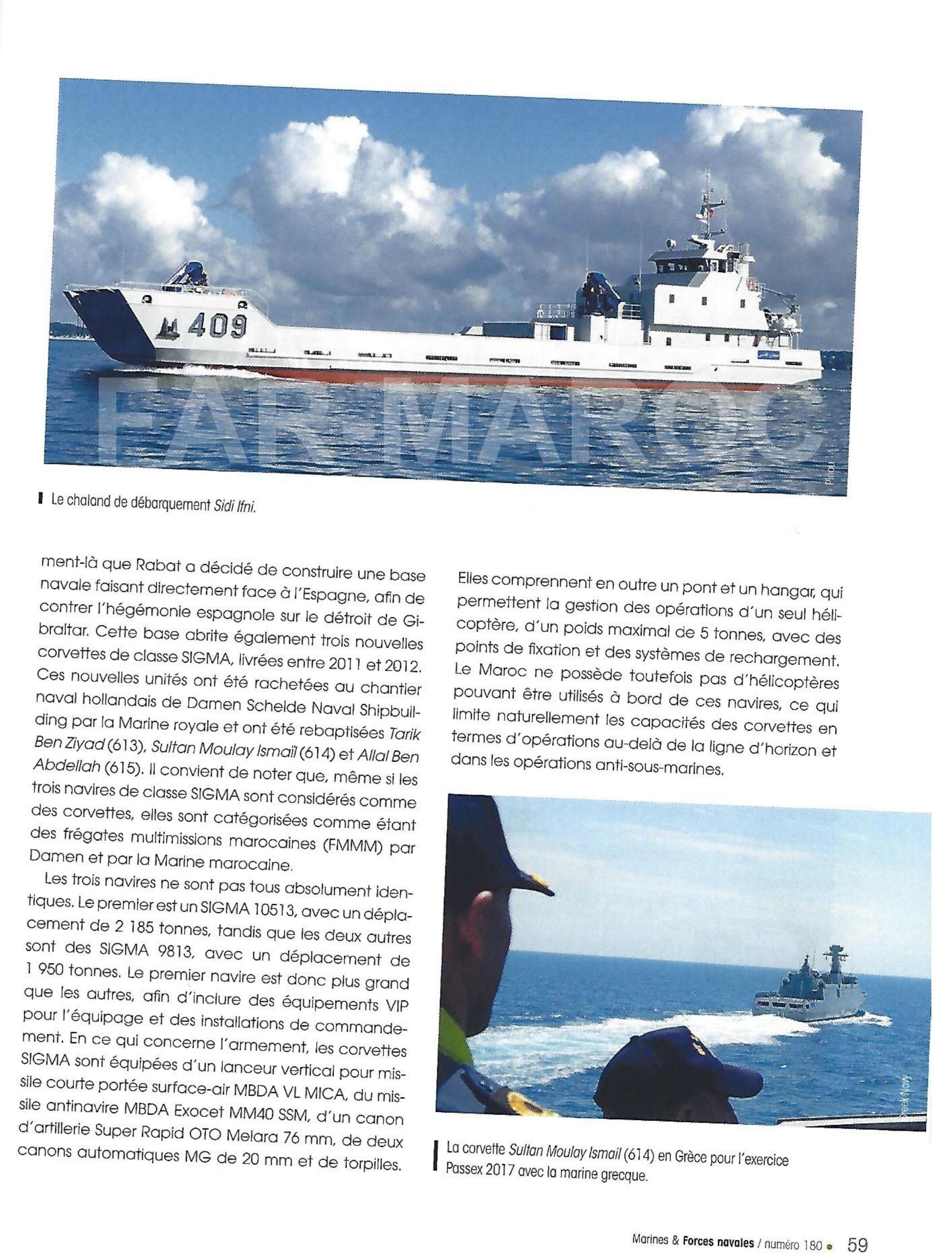 Articles à propos de la Marine Royale Marocaine 47545444902_34026df29b_o