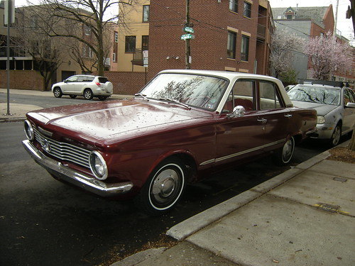 Plymouth Valiant on Passyunk | by willceau