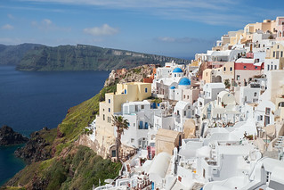 Oia Santorini, Greece   by jonk4444