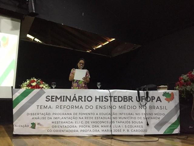 Seminário HistedBr