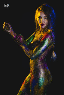 Glitter girl V   by n4i.es