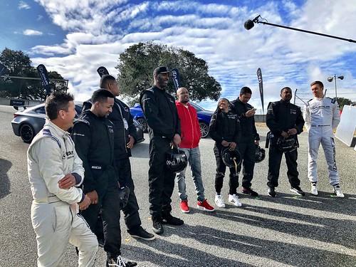 2019_Lexus_0-to_60_Celebrity_Racing_Series_030 Photo