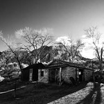0246937642197-108-19-03-The Mojave Desert in Infrared-24-HDR-Black and white
