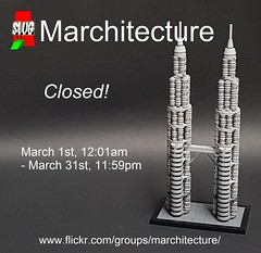 Marchitecture 2019 is all done!