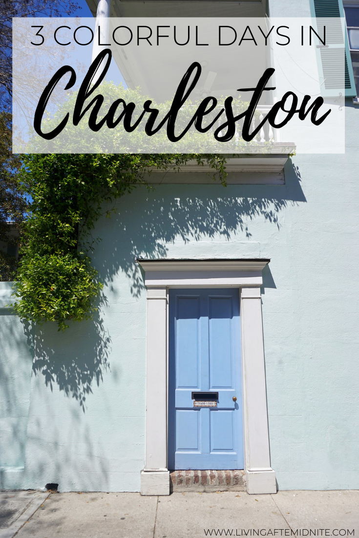 A First Timer's Guide to 3 Days in Charleston South Carolina | What to do in Charleston | Charleston Travel Guide | Best Things to do in Charleston | Best Places to visit in Charleston | Rainbow Row