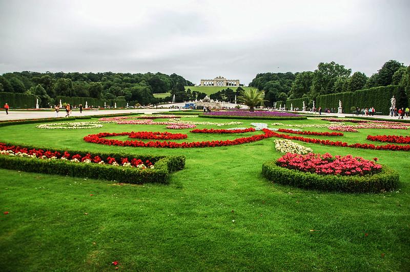熊布朗宮皇家花園 6