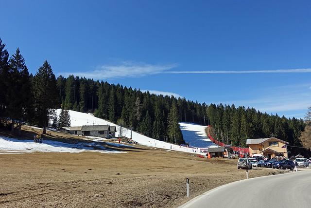 2019-03-29 03-31 Südtirol-Trentino 022 Caldonazzo-Lochere, Pizzo di Levico