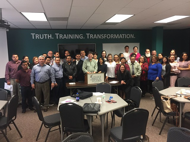 Métodos de Estudio Bíblico - Primavera 2019