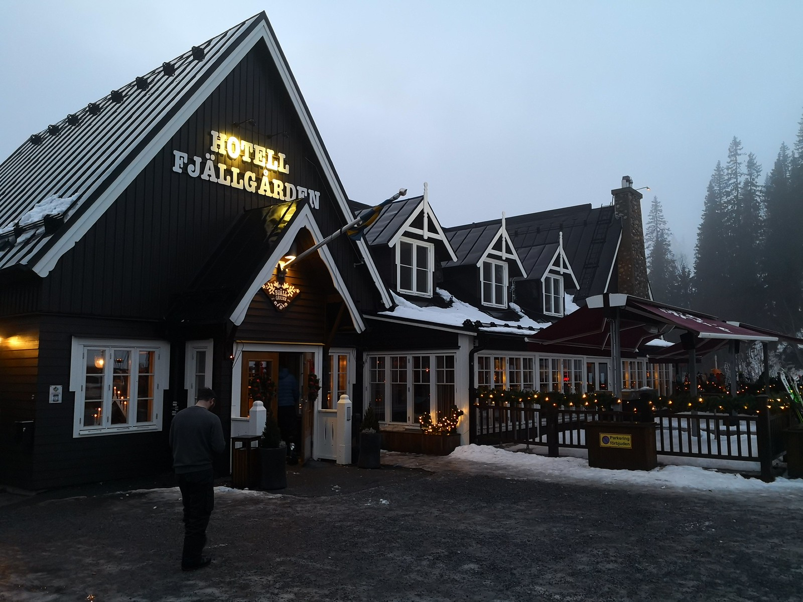 Hotel Fjällgården