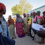 IOM Djibouti - Roda take care of young women