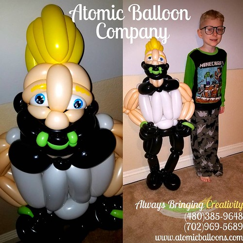 Game oooonnn... it's Saturday night! #fortnite #gamers #balloon #lasvegaslocals #champion #balloonartist  Atomic Balloon Company brings World Champion Balloon Artistry and Balloon Decor to every party, event, and delivery! (480)385-9648 (702)969-5689 www. | by Atomicballooncompany