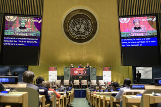 "High-level Event on ""Women in Power"" 