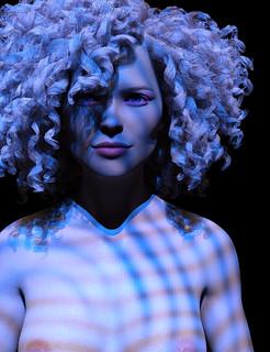 Blushed And Sunny Blue | by Joseph Kravis