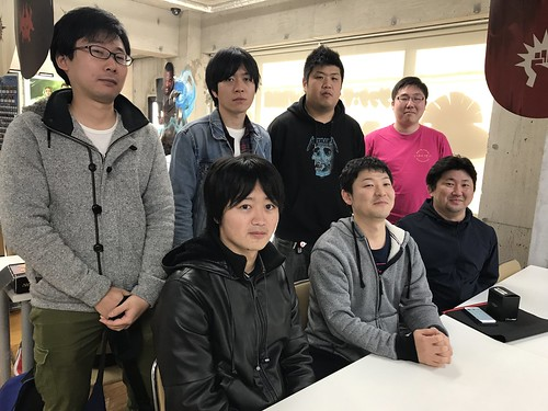 LMC Narita 627th Top 8