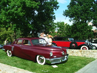 10th Art of the Car Concours