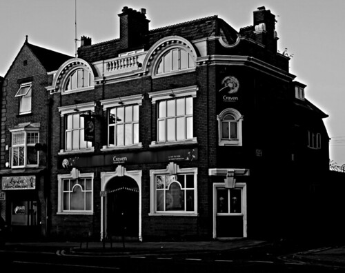 Cravens Building, Park Road, Liverpool   by ronramstew