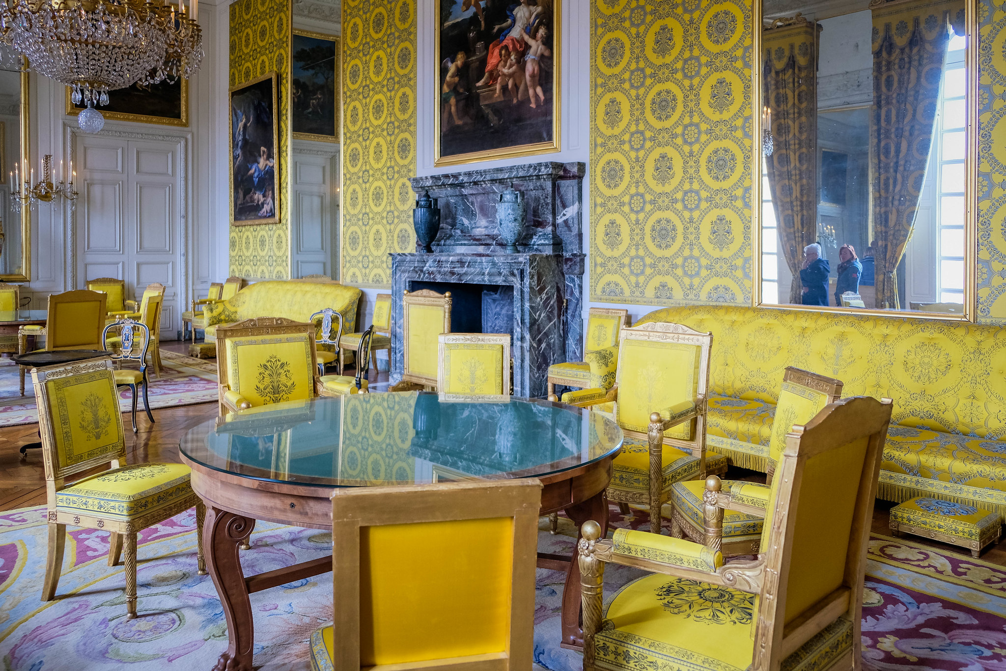 Amazing insane wallpaper, Petit Trianon