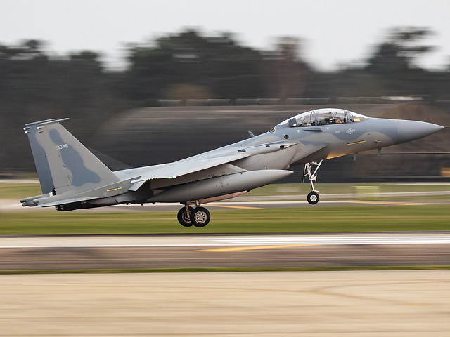 Royal Saudi Air Force | Boeing F-15SA | 12-1046