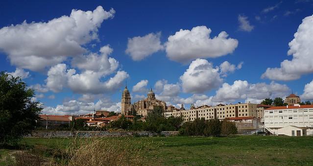 Salamanca, tierra mía.