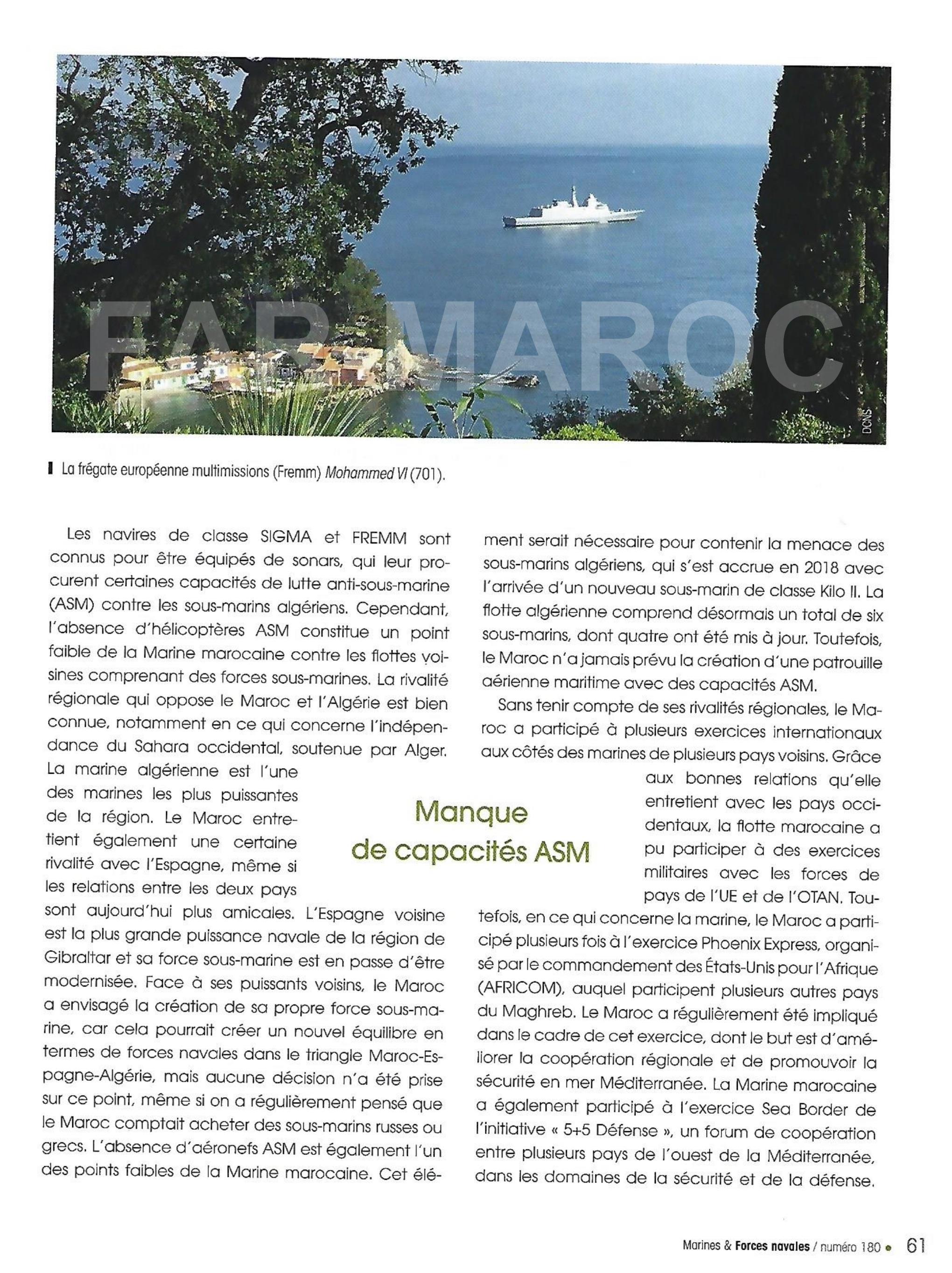 Articles à propos de la Marine Royale Marocaine 40632236123_70c2bfc969_o
