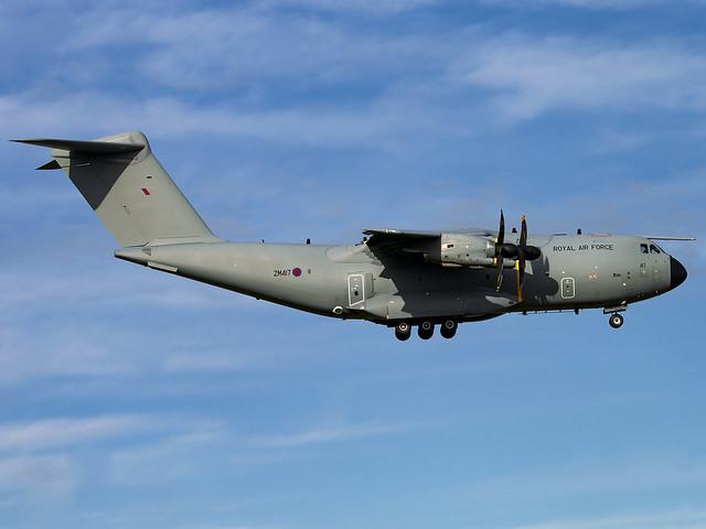 Royal Air Force | Airbus A400M Atlas C.1 | ZM417
