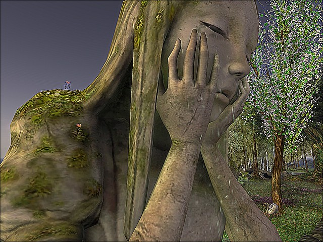 The Soul's Spring Dream - In the Sadness of Alice
