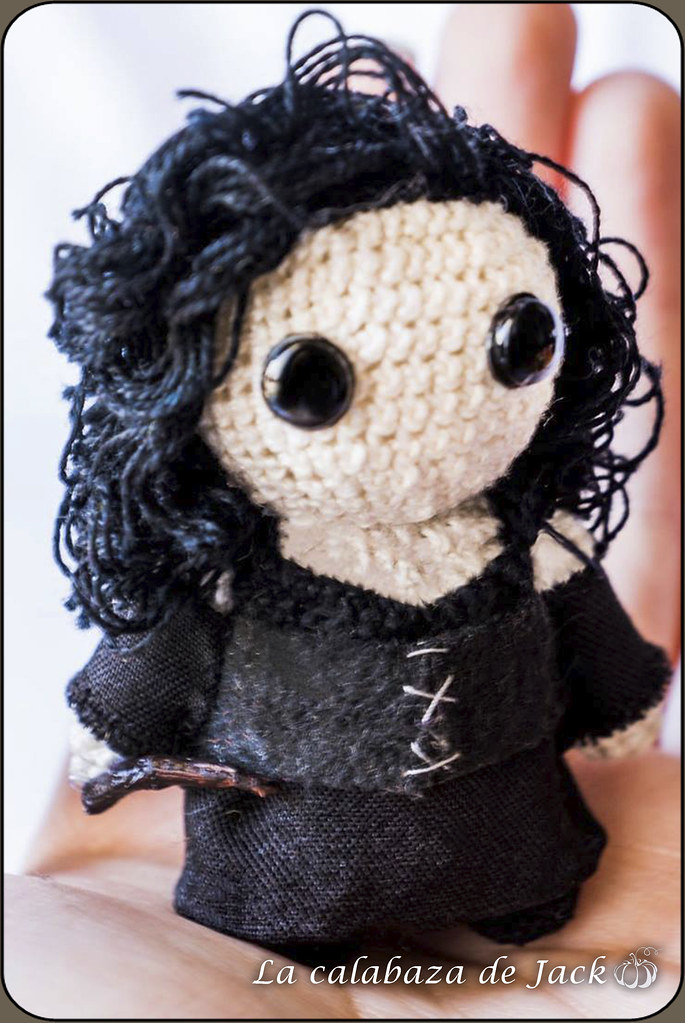 Amigurumi Harry Potter Free Pattern in 2020 | Harry potter free ... | 1023x685