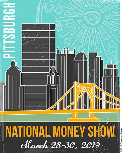 Pittsburgh national Money Show 2019 | by Numismatic Bibliomania Society