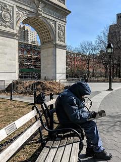 New York City / Washington Square   by Aviller71