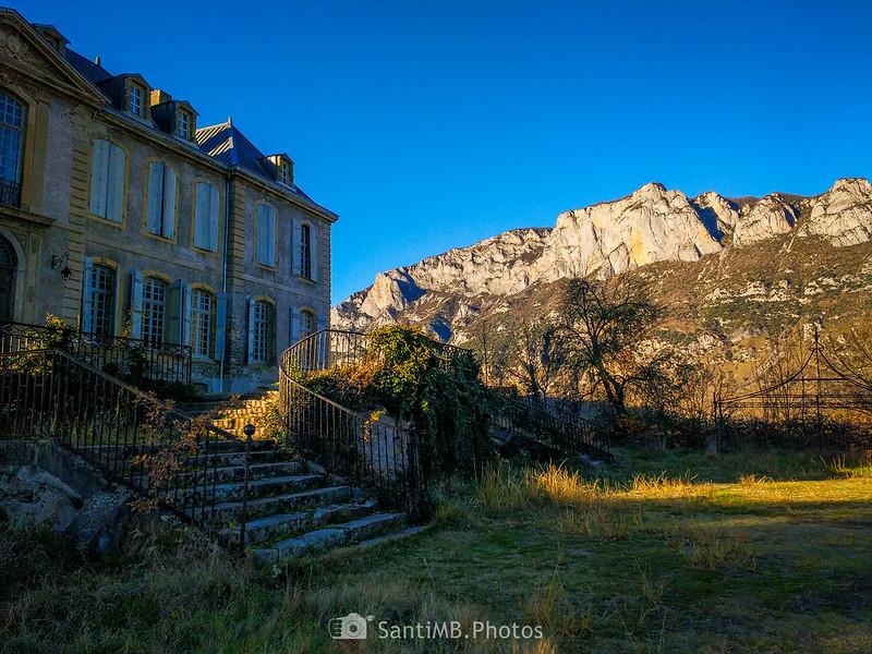 El Château de Gudanes y los Rochers de la Mirouge