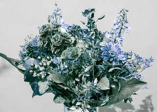 Flowers for her - UV
