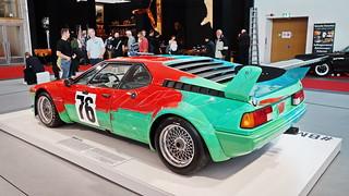 #76 BMW M1 Procar - Andy Warhol