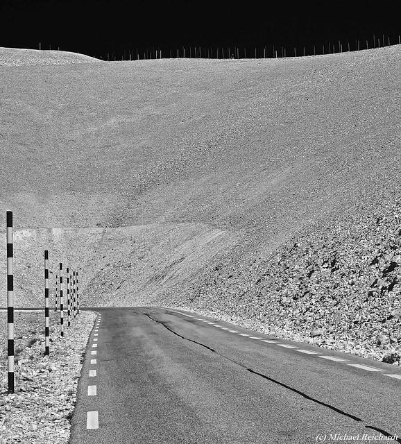 Die Strasse... zum Mt. ventoux FR