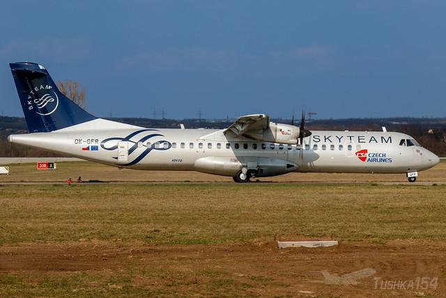 OK-GFR   Czech Airlines (CSA) (