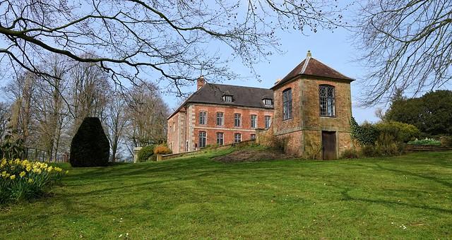 [NT] Norbury Manor. Derbyshire. March 2019