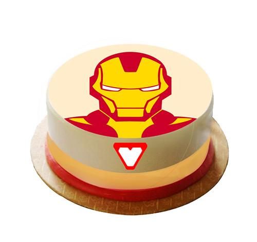 iron-man-mask-photo-cake